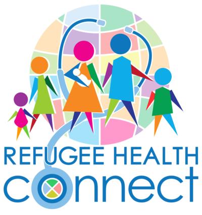 Refugee Health Connect logo
